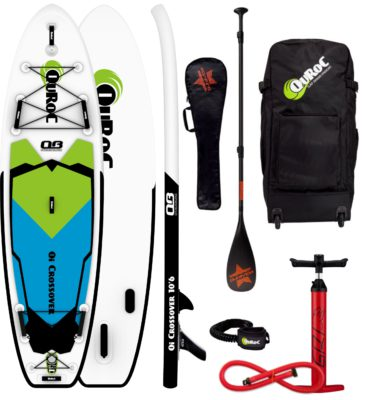 Inflatable Paddle Board Quroc Qi Crossover 10 4