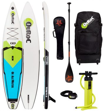 Inflatable Paddle Board Quroc Qi AllWater 12 6