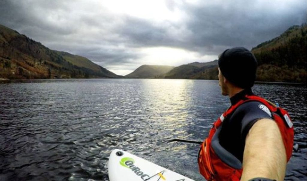 Paddle Boarding Near Me Thirlmere