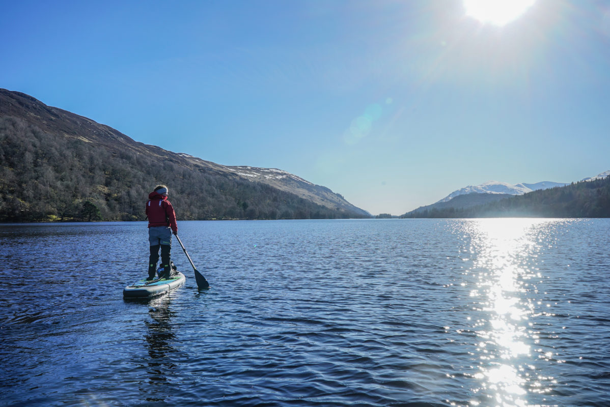 Inflatable Paddle Boards UK 2